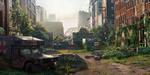 Aaron Limonick, concept artist chez Naughty Dog