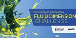 Concours Fluid Dimension, par Cinema 4D et RealFlow
