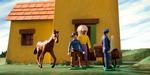 La bûche de Noël remporte le Cartoon d'Or 2014