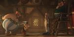 Astérix : Le Domaine des dieux, la bande-annonce
