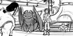 Dragons 2 : DreamWorks dévoile une scène coupée