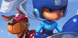 Making-of : painting Megaman