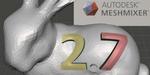 Autodesk met à jour Meshmixer avec API et scripting