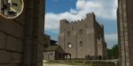 Vivre au temps des châteaux forts, un serious game Blender / Unity