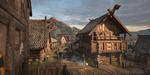 Démo technologique : un village viking gratuit pour Unity 5