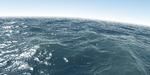 Simulation d'océan sous WebGL, par Alexander Alekseev