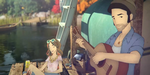 Publicité : Passion Pictures - Animated River Journey