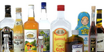 10 modèles 3D de bouteilles d'alcool