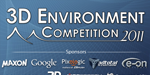 Concours d'environnements 3D chez E-On Software