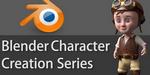 Créer un personnage complet sous Blender