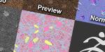 NanoTile 1.2 Textures pour Zbrush