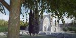 Dossier 3DVF : Présentation des Jardins du Prieuré Saint Cosme, par Dripmoon