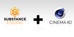 Allegorithmic lance son plugin Substance pour Cinema 4D