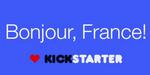 Kickstarter arrive en France