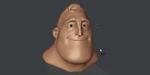 Créer un visage de personnage cartoon avec Blender