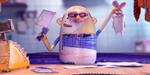 Romain Borrel dévoile le 2nd épisode de sa série d'animation : The Butcher