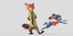 Zootopie : première bande-annonce du futur Disney