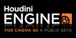 Houdini Engine pour Cinema 4D disponible en beta