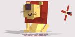 Chill the lion, projet WebGL de Karim Maaloul