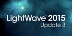 LightWave 2015 : lancement de l'update 3