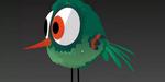 Créer et simuler les plumes d'un oiseau avec Ornatrix (MAJ)