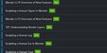 CGCookie : des centaines de tutoriels gratuits, principalement sous Blender