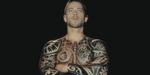 Ink Mapping : du video mapping sur tatouage par Oskar & Gaspar
