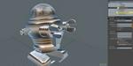 MODO : utiliser MeshFusion pour l'impression 3D