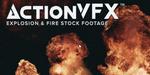 Crowdfunding : ActionVFX, du stock footage de feu et explosions