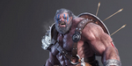The Barbarian, projet d'Ivo Diependaal sous ZBrush, Maya et V-Ray