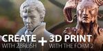 Pixologic et Formlabs annoncent un plugin ZBrush pour l'impression 3D