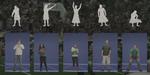 Showreel simulation de foules, par Jordan Alphonso