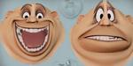 Davoud Ashrafi : rig facial cartoon