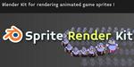 Sprite Render Kit : générez des sprites sous Blender