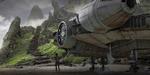 ILM dévoile des dizaines d'artworks pour Star Wars : Le réveil de la force