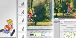 Toonz : l'outil d'animation utilisé par Ghibli gratuit et open source (MAJ : téléchargement disponible)