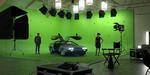 Studio 4, un nouveau studio de tournage fond vert en Bretagne
