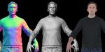 Ten24 offre un scan 3D humain haute résolution