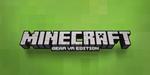 Minecraft disponible sur Gear VR