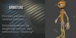Rigging sous Blender : les fondamentaux