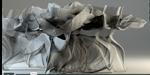 Kung Fu Motion, une animation expérimentale de Tobias Gremmler
