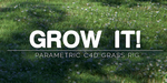 Grow It, un rig d'herbe pour Cinema 4D