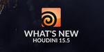 Houdini 15.5 est de sortie