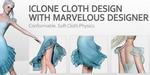 Une robe Marvelous Designer sous iClone, par Chuck Chen
