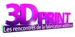 Rappel : 3D Print 2016, les 4 et 5 octobre à Lyon