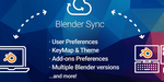 Blender Cloud lance Blender Sync