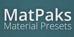 MatPak : des matériaux pour MODO