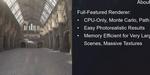 SIGGRAPH 2016 : le futur du rendu sous Max selon Autodesk