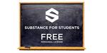 Substance Painter, Designer, et B2M gratuits pour étudiants et enseignants