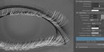 Créer des cils en deux minutes avec Ornatrix sous Maya